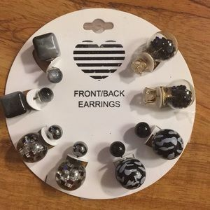 Jewelry - Brand new pack of earrings